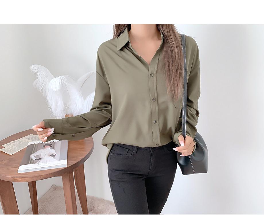 리리앤코 버티 베이직 셔츠
